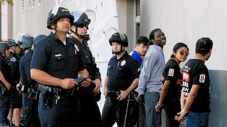 Crime rise puts LAPD in a difficult position | Criminal World | Scoop.it