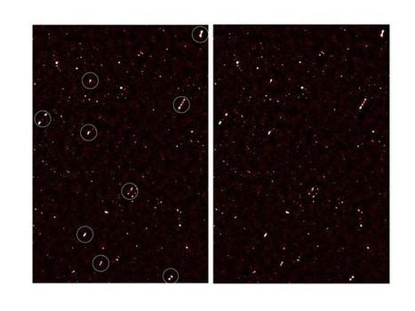 Des astronomes ont découvert un bizarre alignement de trous noirs | Beyond the cave wall | Scoop.it