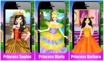 Download Amazing Princess Barbie Dress Up iPhone Game - appsourcecodedownload | Android Apps Source Code | Scoop.it
