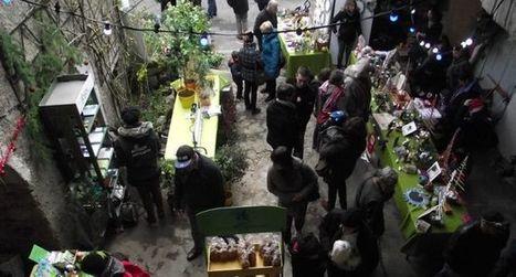 Le marché de Noël a fait le plein   Vallée du Lot et du Vignoble   Scoop.it