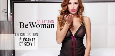 Focus sur la collection Lingerie de chez Bomb Girl ! | Lingerie Féminine | Scoop.it