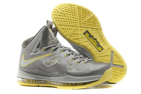 Nike Lebron 10 GR Canary Grey Electric Yellow - Lebron 10 Canary | 2012 Fashion Moncler Womens Jackets | Scoop.it
