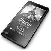 présentation vidéo du Yotaphone : smartphone et liseuse | François MAGNAN  Formateur Consultant | Scoop.it