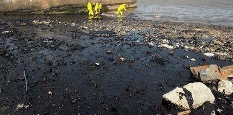 L'Iran prêt à provoquer une marée noire dans le Golfe | Espace Bob | Scoop.it