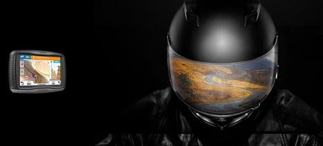 Garmin Motorcycle Sat Nav Systems | GetGeared Guru Guide | GetGeared.co.uk | Motorcycle Gear | Scoop.it
