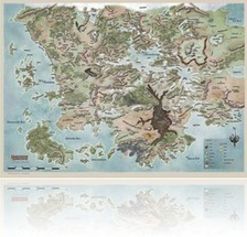 Cartography in RPGs–My take on maps » | Cartography | Scoop.it
