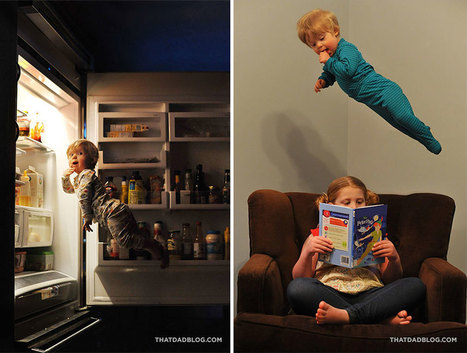 Photographer Dad Makes His Son With Down Syndrome Fly In Adorable Photo Series | CRAKKS | Scoop.it