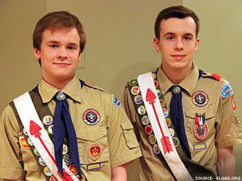 Meet the First Openly Gay Eagle Scout | IDAHOT: How It's Gotten Better Since Last Year | Scoop.it