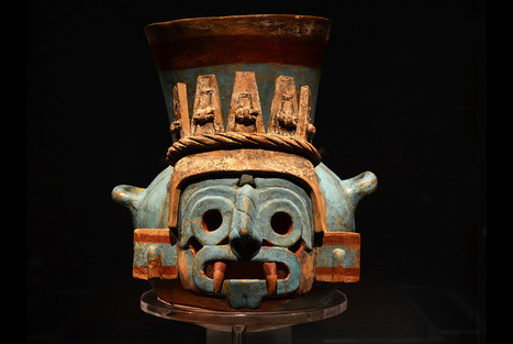 Exhibition of spectacular and moving Aztec objects opens at Pointe-à-Callière in Montreal | Art Daily | Kiosque du monde : Amériques | Scoop.it