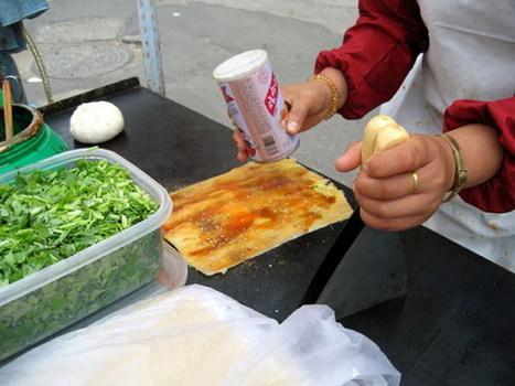 Tendances sur le forum: ne ratez pas les aliments chinois de rue - Chine.org | Tendances cuisine | Scoop.it