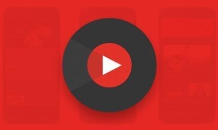 Face à Spotify et Apple Music, Youtube lance une offre musicale | (E)-BUSINESS : carnet de route stratégique des marques et entreprises | Scoop.it