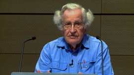 "Noam Chomsky on Trump: ""We Should Recognize the Other Candidates are Not That Different"" 