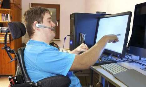 Cloud-based infrastructure for Internet users with special needs - Phys.Org | Occupational Therapy, Neurodevelopment, Assistive Technology and other stuff | Scoop.it