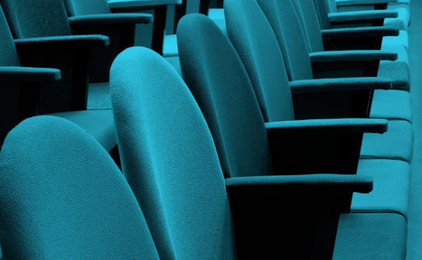 Time to Stop Building Lecture Theatres | Beyond University Learning | Scoop.it