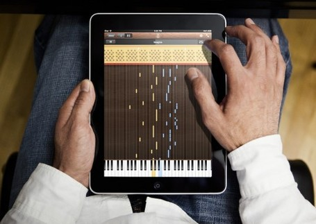 The Classical Review » Blog Archive » Steinway debuts interactive iPad app for learning piano and buying music | Learning to Teach with my Ipad | Scoop.it