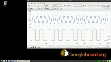 Running PicoScope 6 on the BeagleBone Black » DesignSpark | Low Power Technology | Scoop.it