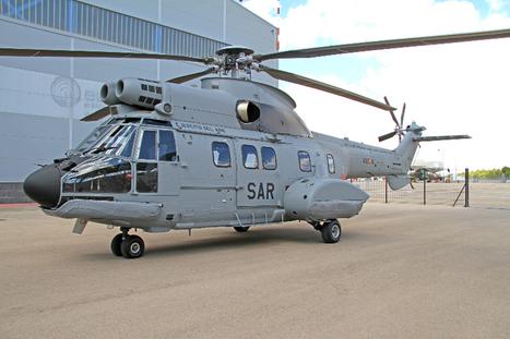 La force aérienne espagnole reçoit son premier H215 - Air&Cosmos | Hélicos | Scoop.it