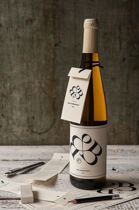 Elle rédige son CV sur une bouteille de vin et trouve le job de ses rêves dans le secteur | Vin et Culture | Scoop.it