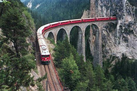 Senderismo Virtual - Recorre la Vía Albula-Bernina - ACTIVA-t: | Senderismo Virtual | Scoop.it