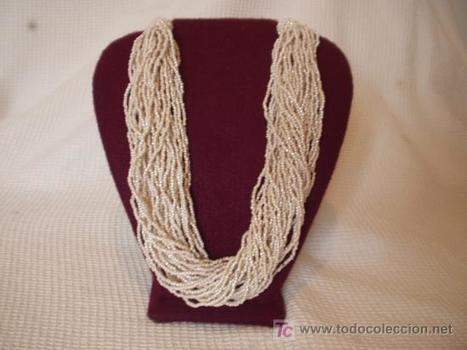 Collares de varias vueltas están de moda | fashion accesories | Scoop.it
