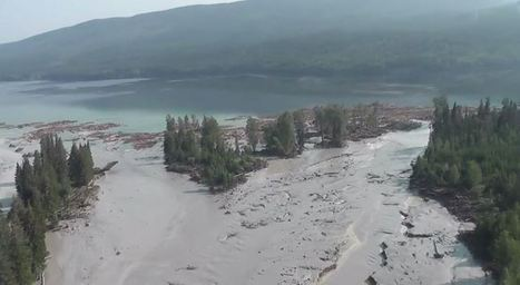 Canadians Can't Drink Their Water After 1.3 Billion Gallons Of Mining Waste Flows Into Rivers | denney geo 160 | Scoop.it