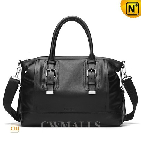 CWMALLS® Mens Classic Leather Business Bag CW906306   Mens Business Bags   Scoop.it