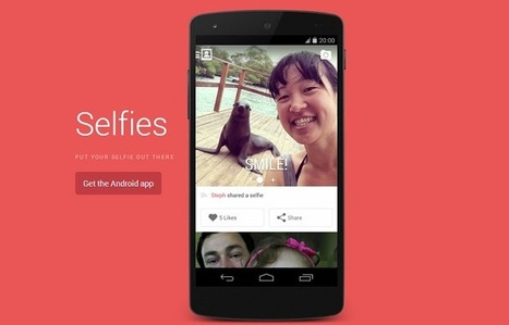 Le créateur de WordPress lance une application appelée « Selfies » | High Tech Infos | Scoop.it