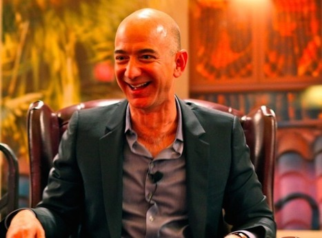Amazon CEO Shares Badass Philosophy: How Much You Need to Fail in Order to Innovate | Futurism, Ideas, Leadership in Business | Scoop.it