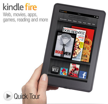 #BYOD Issues with Amazon #Kindle #Fire | Mobile Tech Learning | Scoop.it