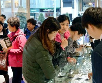 Foreign visitors to Japan top 10 million in 2013 - AJW by The Asahi Shimbun | eTourism Japan | Scoop.it