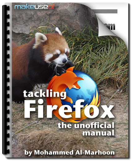 Tackling Firefox: The Unofficial Manual | François MAGNAN  Formateur Consultant | Scoop.it