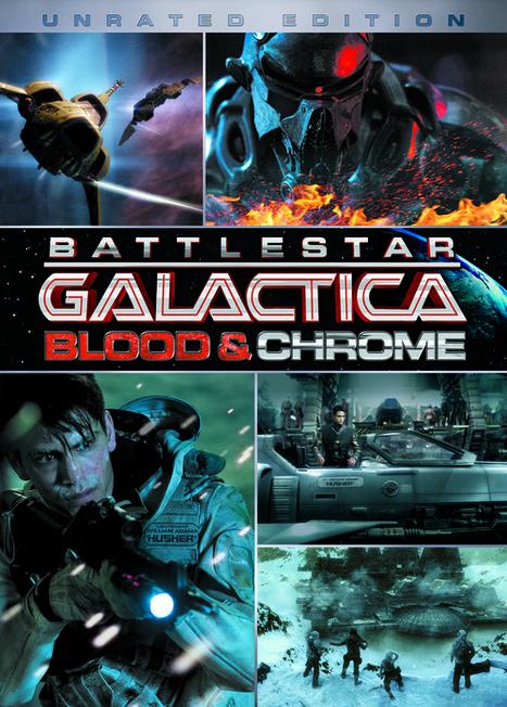 Battlestar galactica Blood and chrome | Nouveautés DVD de la BU Sciences-Pharmacie Tours | Scoop.it