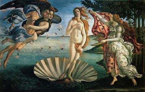 "Venus Cover Contest: Who Can Convert Boticelli's ""Birth of Venus"" Into An ACX Audiobook Cover? 