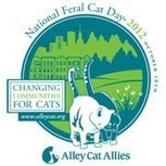 Bunny's Blog: October 16 Is National Feral Cat Day | Pet News | Scoop.it