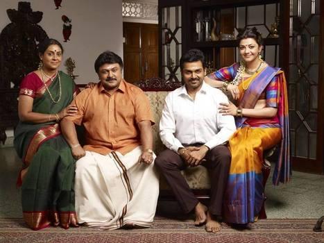 Tollywood Movies News | Telugu Cinema News-Karthi's All in All Azhagu Raja Completed Dubbing- Tolly9.com | Tollywood Movie News | Scoop.it
