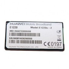 Huawei E1220 E1220S-1 E1220S-2 E1220S-3 Ultrastick Mobile Broadband | 4G LTE Mobile Broadband | Scoop.it