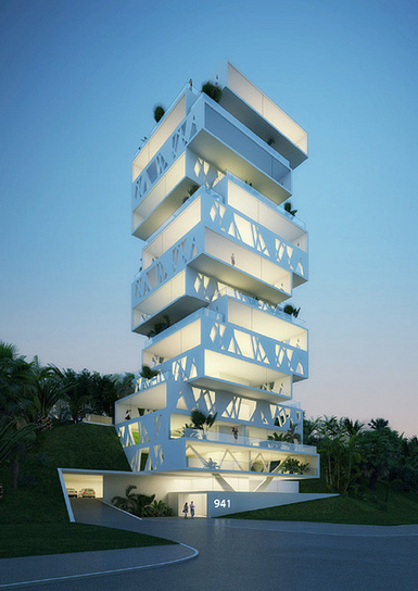 The Cube in Beirut by Orange Architects   The Architecture of the City   Scoop.it