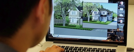 Visualizer for SketchUp: Design and Render Simultaneously | SketchUp | Scoop.it