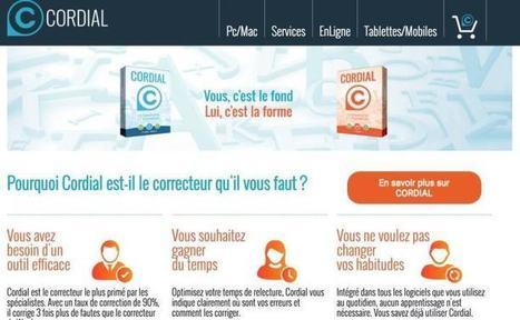Cordial. Un assistant correcteur pour viser le zéro faute – Les Outils Tice | Les outils du Web 2.0 | Scoop.it