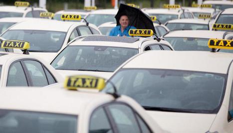 Un tribunal prohíbe la aplicación Uber en toda Alemania   Ordenación del Territorio   Scoop.it