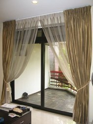 Drape curtain | Drape Curtain Installation Atlanta GA | housefurnish.com | lAW | Scoop.it