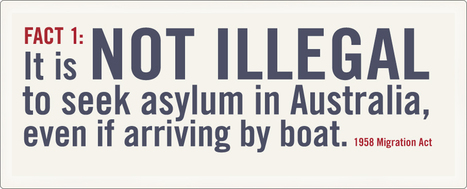 The Facts - Rethink Refugees | Australian Human Rights Issues - Refugees and Asylum Seekers | Scoop.it