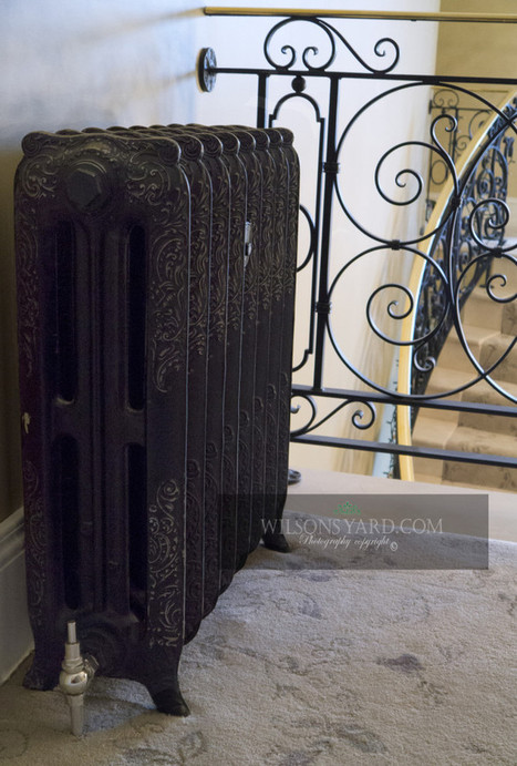 Vintage Cast Iron Radiator | Wilsons Conservation Building Products | Scoop.it