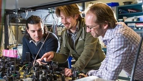 Calgary researchers achieve 6.2-kilometre teleportation, raising hopes for 'quantum internet' | SWGi IT News | Scoop.it