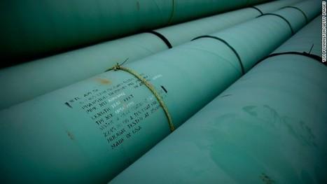 Oil, money and politics; EPA snags Keystone XL pipeline - CNN   Environmental & Business   Scoop.it