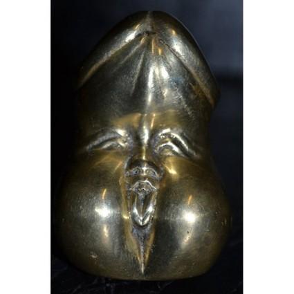 Bob Guccione's Brass Penis Netske Paperweight | Sex History | Scoop.it