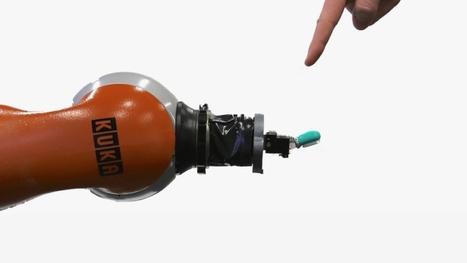 Des chercheurs ont créé un robot capable de ressentir la douleur | Une nouvelle civilisation de Robots | Scoop.it