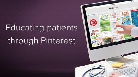 5 maneras en las que Pinterest puede ser utilizado para la la EDUCACION del PACIENTE | eSalud Social Media | Scoop.it