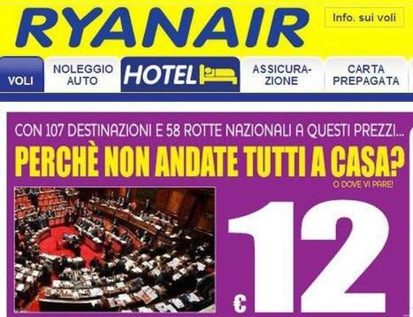 Le ultime offerte Ryanair... (FOTO) | Offerte Sconti, Coupon e Codici sconto | Scoop.it
