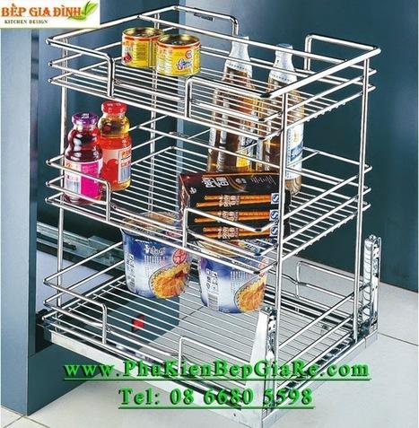 Thiết Kế Bếp Gia Đình: Phụ kiện tủ bếp cao cấp giá rẻ Wellmax - Công ty Bếp Gia Đình | Xu hướng cho các mẫu thiết kế bếp đẹp hiện đại | Scoop.it